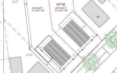 Rijksstraatweg te Sleeuwijk – 2 bouwkavels te koop!